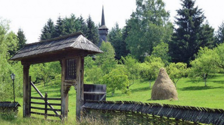 Wooden churches, Maramures, Romania