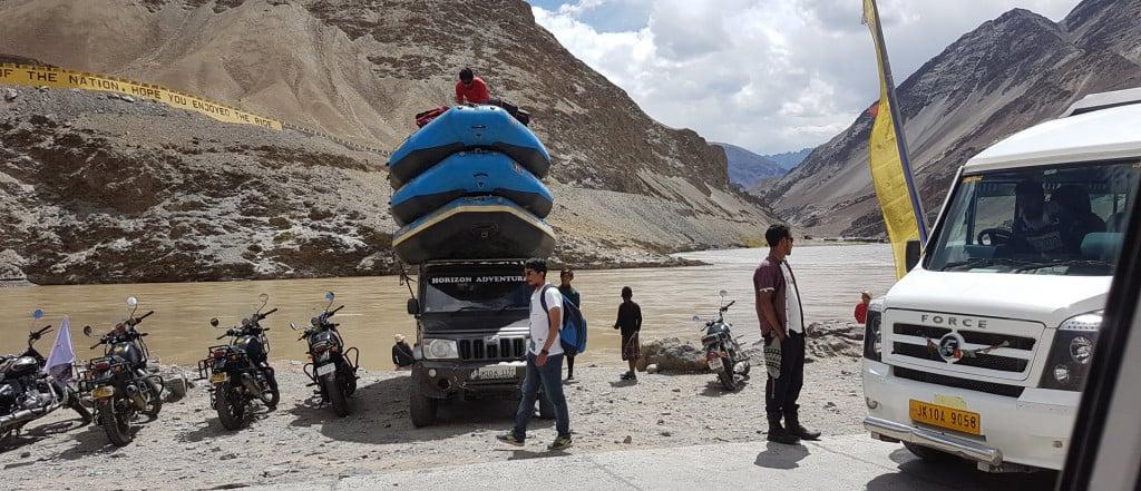Rafting, Hiking the High Monasteries of Ladakh