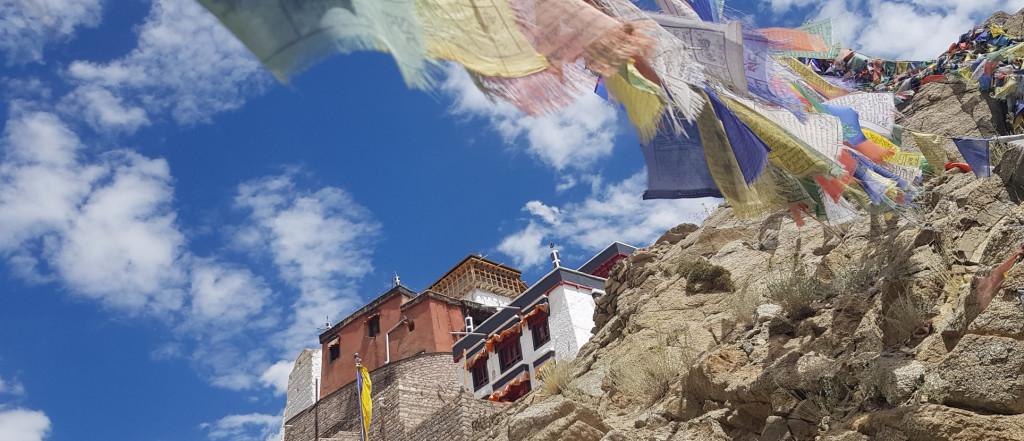 Tsempo Castle, Ladakh