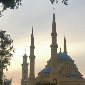 Mohammed Al-Amin Mosque, Beirut, Lebanon