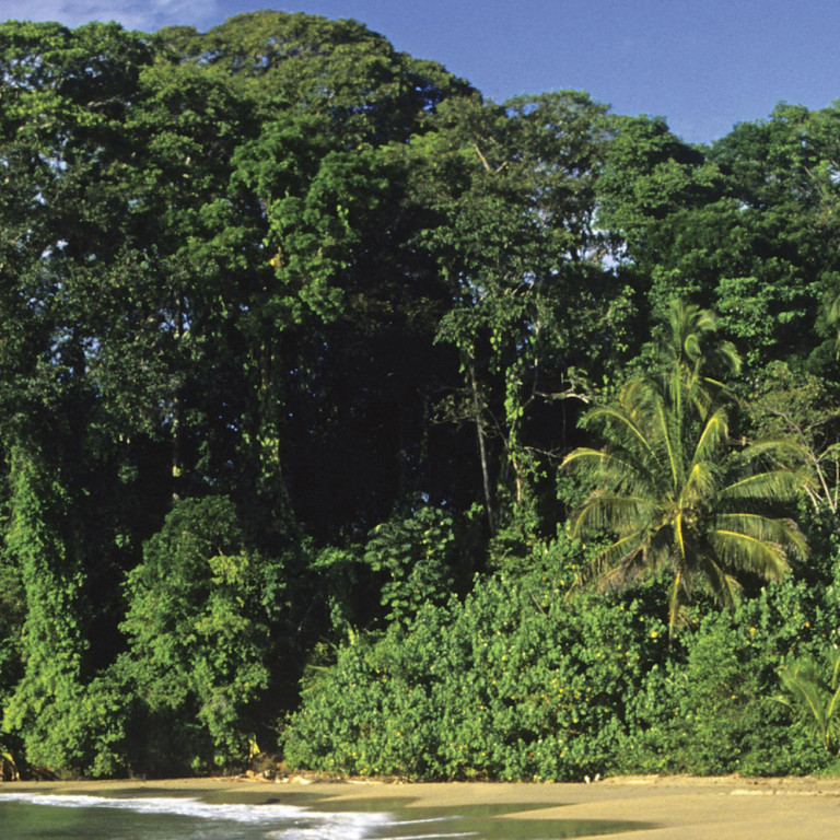 Cano Island, South Pacific Coast, Costa Rica