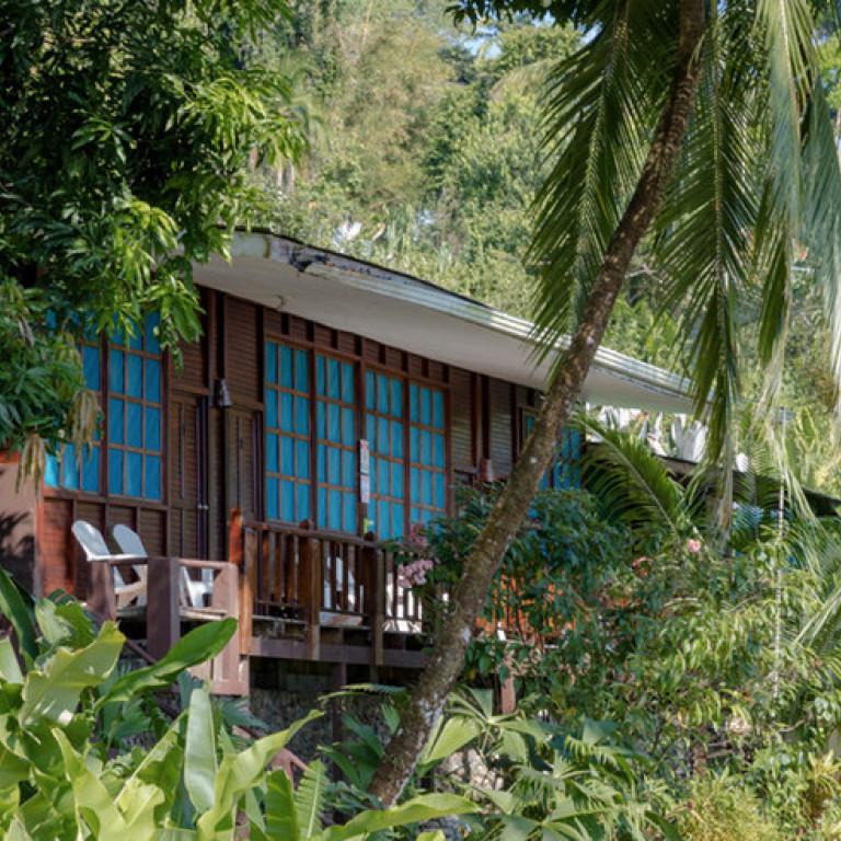 Jinestes de Osa Hotel, South Pacific, Costa Rica
