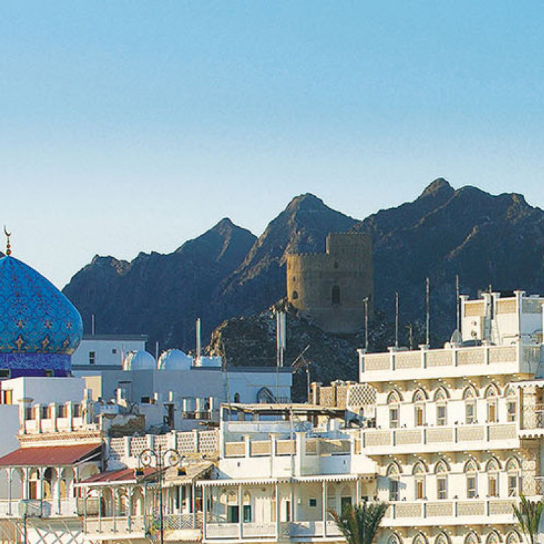 Muttrah Old Town, Oman