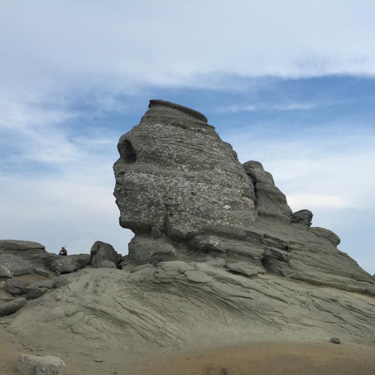 Sphynx Rock formation, Bucegi National Park, Romania