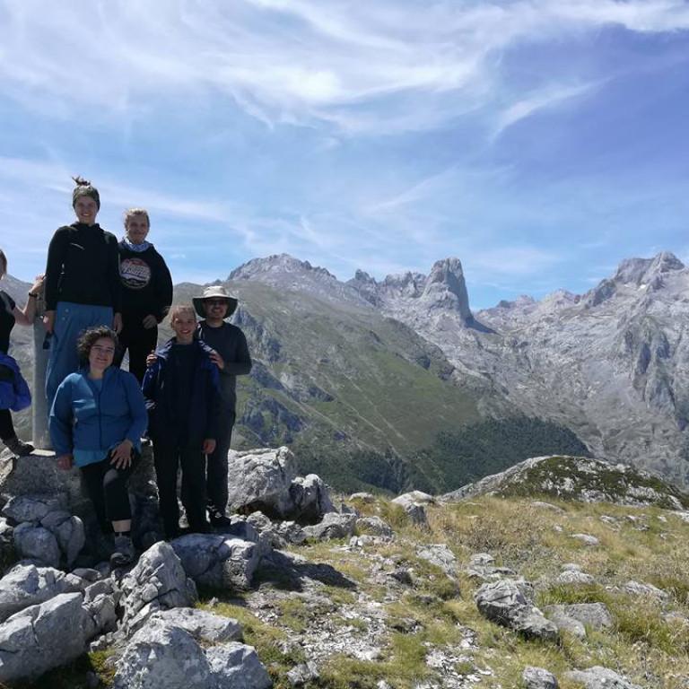 Pena, Picos de Europa Mountains, Northern Spain