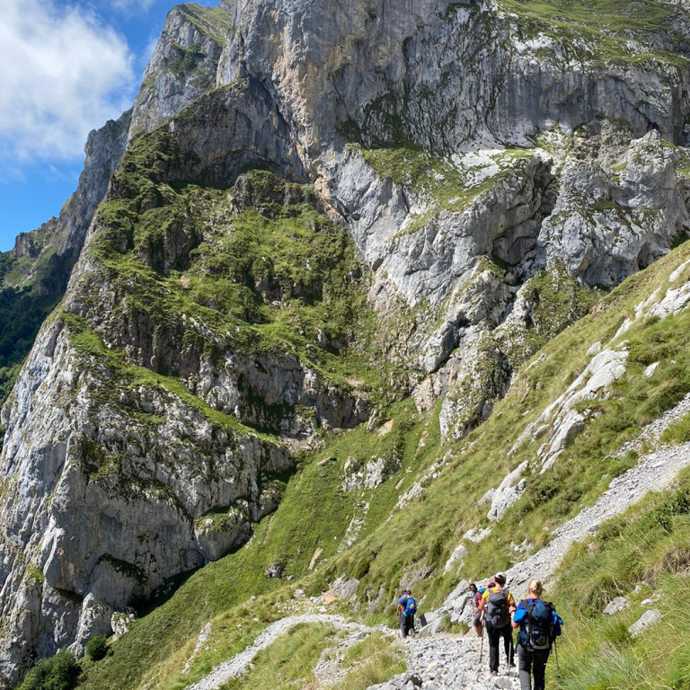 Trails of the Picos de Europa, Northern Spain