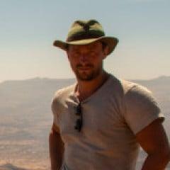 Sam McManus, Founder, YellowWood Adventures