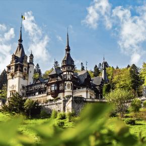 Peles Castle-Transylvania-Romania