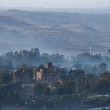 Gondar Castle-Ethiopia