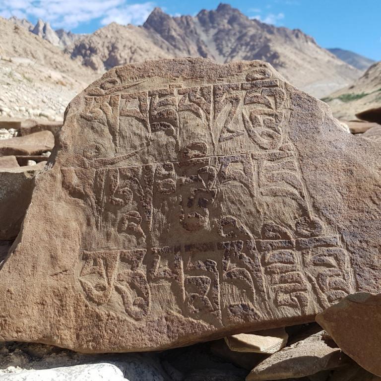 Prayer Stones, Hiking the High Monasteries of Ladakh