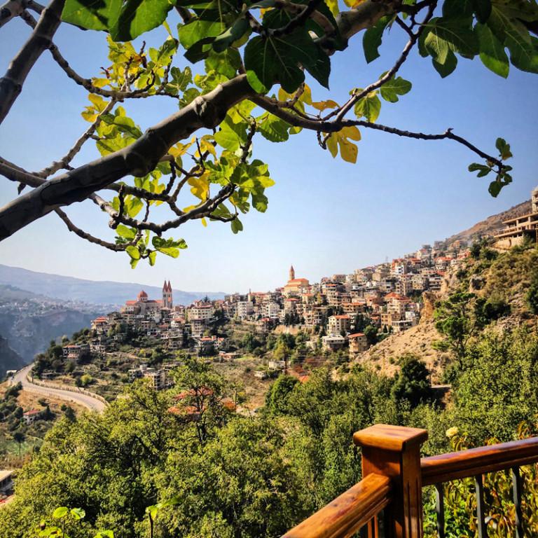 Views of Lebanon
