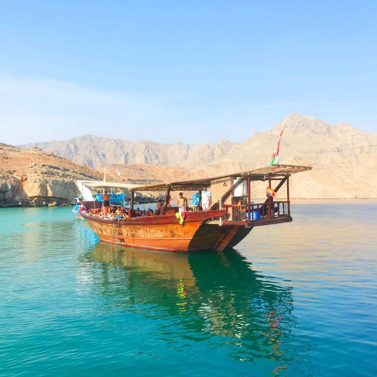 Dhow Tours-Oman