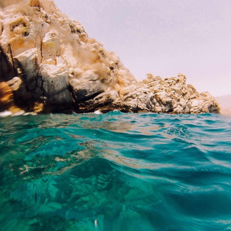 Lapping Waves-Oman