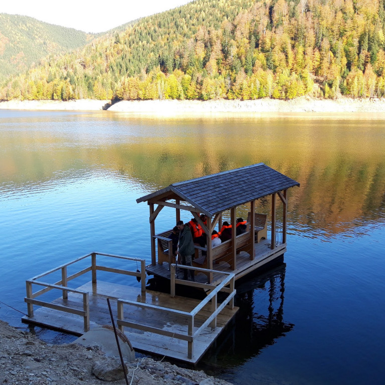 Start of your journey into the wild-Carpathian Mountains