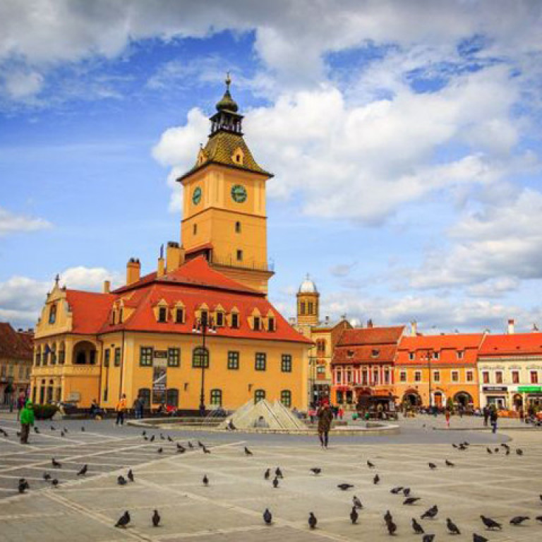 Medieval City of Brasov, Romania