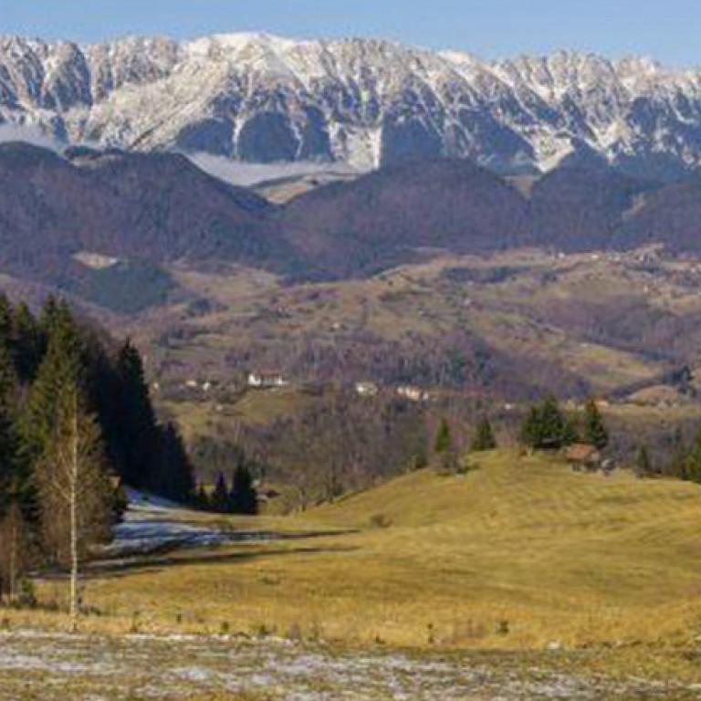 Carpathian Mountain Range, Romania