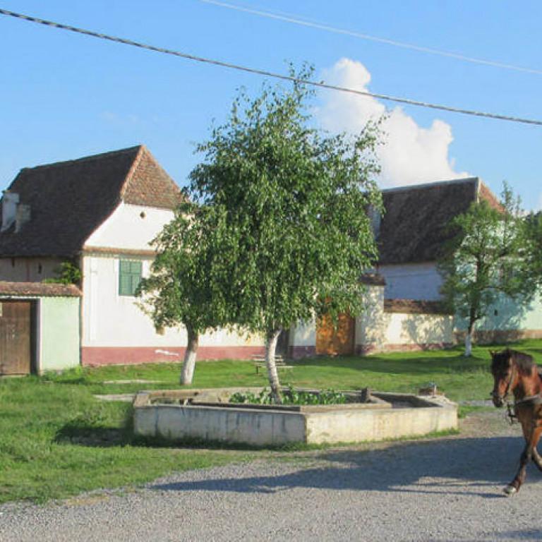 Viscri UNESCO World Heritage Site, Romania