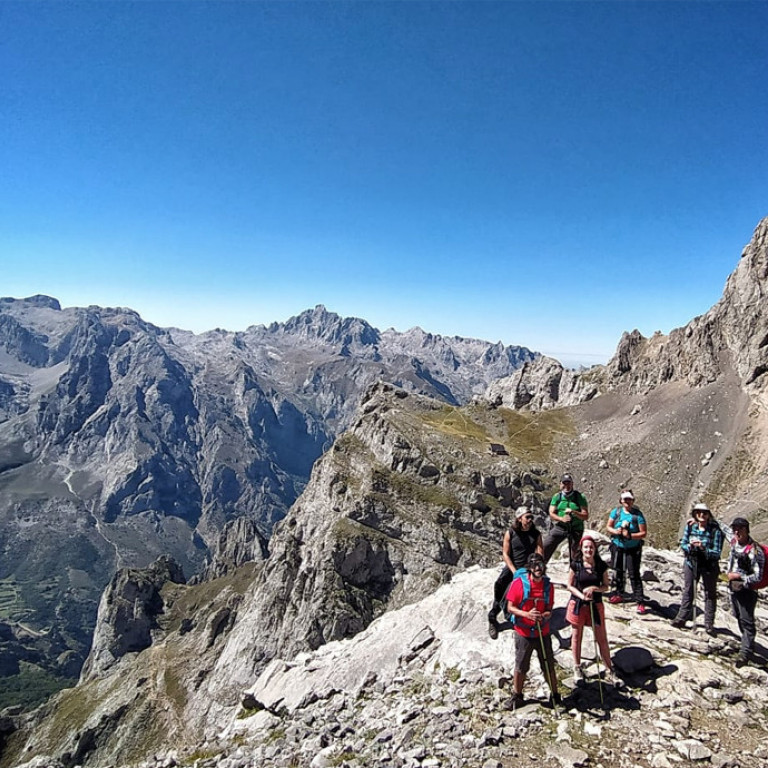 High Peaks & Trails of the Picos de Europa, Northern Spain