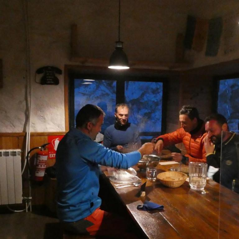 Refuge Collado Jermoso, Picos de Europa, Northern Spain