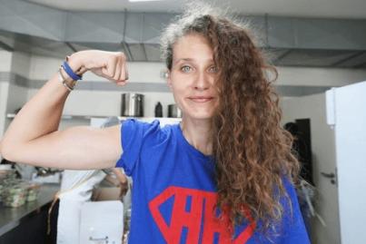 Maya Terro from Food Blessed Charity- Lebanon